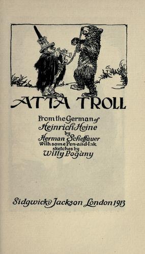 Download Atta Troll