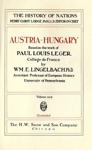 Download Austria-Hungary
