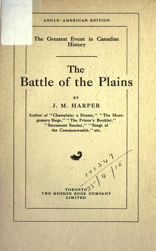 Download The Battle of the Plains.