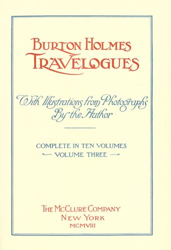 Download Burton Holmes travelogues