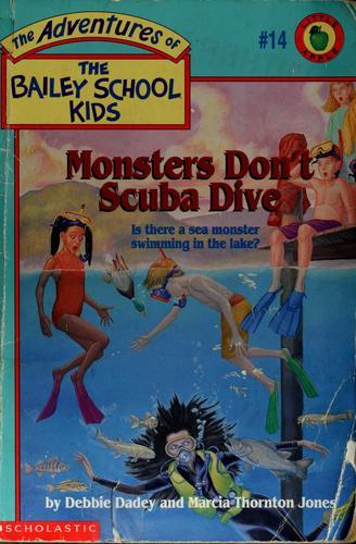 Download Monsters don't scuba dive
