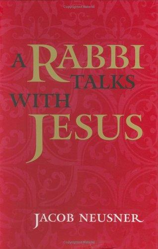 Download A rabbi talks with Jesus