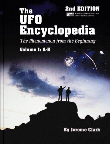 The UFO encyclopedia