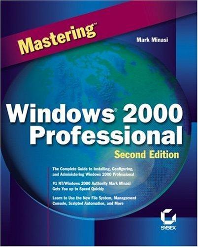 Download Mastering Windows 2000 Professional