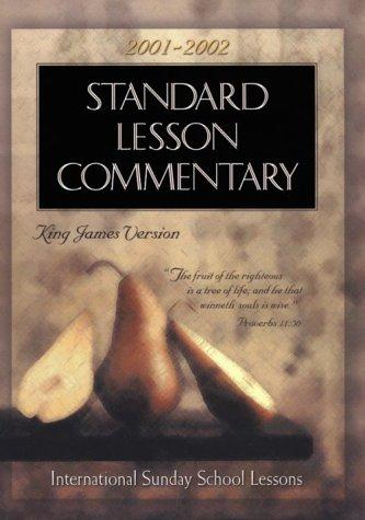 Standard Lesson Commentary 2001-2002