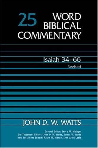 Download Isaiah 34-66