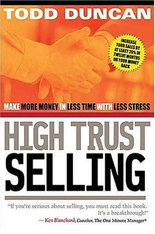 Download High Trust Selling