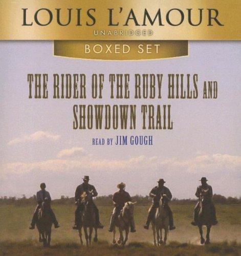 Download The Rider of the Ruby Hills And Showdown Trail