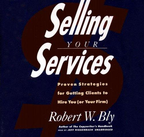 Selling Your Services (Library Edition)