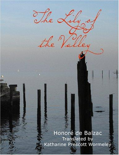 Download The Lily of the Valley (Large Print Edition)