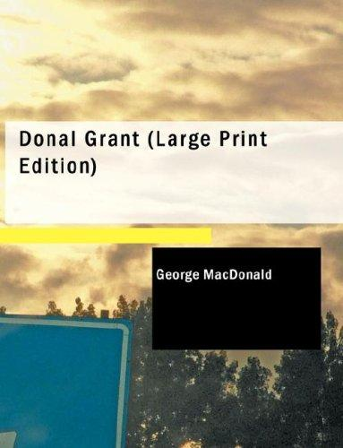 Download Donal Grant (Large Print Edition)