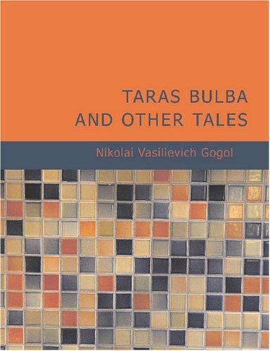 Taras Bulba (Large Print Edition)