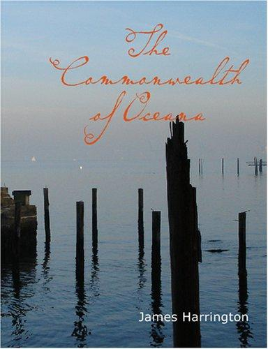 The Commonwealth of Oceana (Large Print Edition)