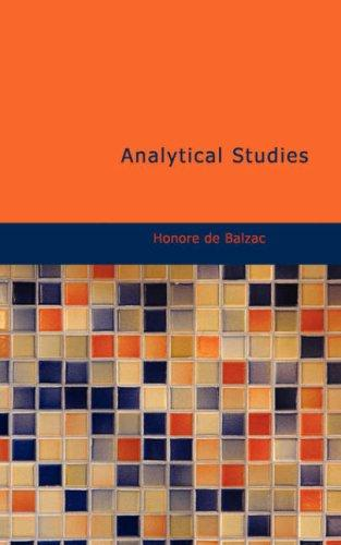 Download Analytical Studies