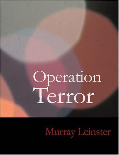 Operation Terror (Large Print Edition)