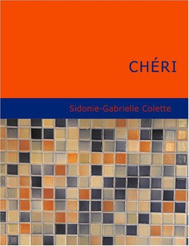 Chéri (Large Print Edition)