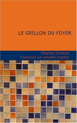 Download Le grillon du foyer