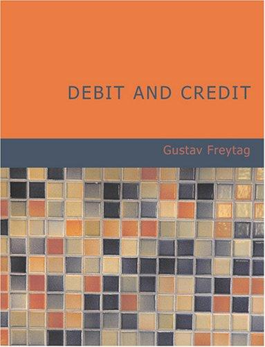 Download Debit and Credit (Large Print Edition)