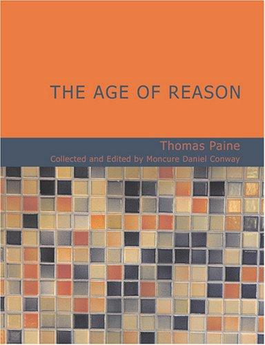Download The Age of Reason (Large Print Edition)