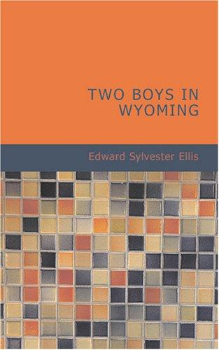 Two Boys in Wyoming