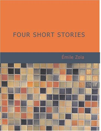 Download Four Short Stories (Large Print Edition)