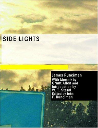 Side Lights (Large Print Edition)