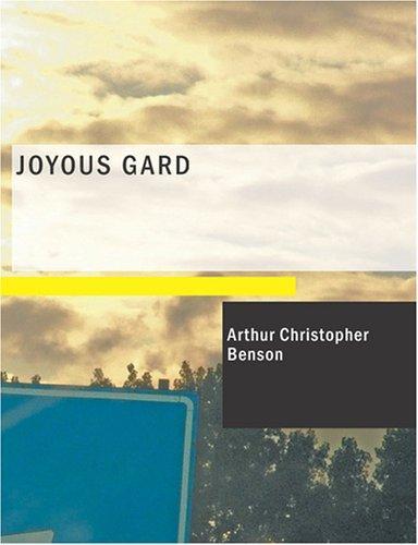 Joyous Gard (Large Print Edition)