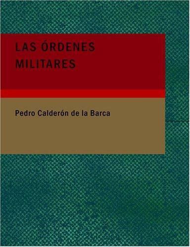 Download Las Órdenes Militares (Large Print Edition)