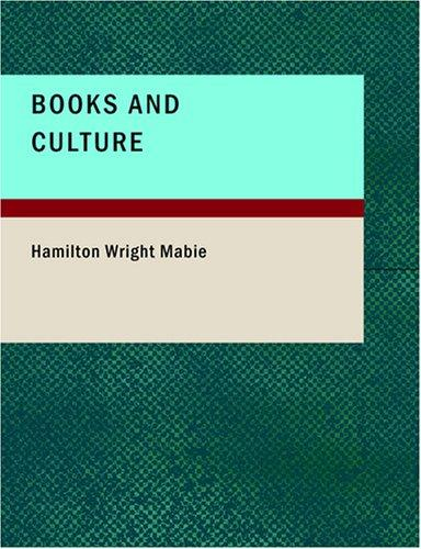 Download Books and Culture (Large Print Edition)
