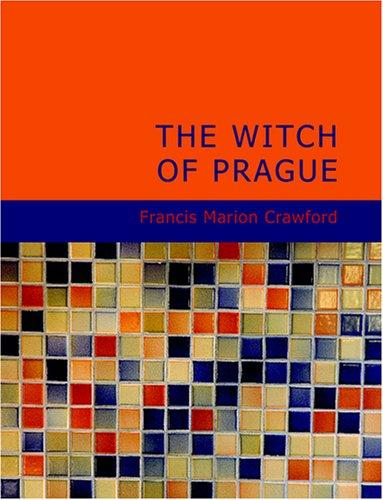 The Witch of Prague (Large Print Edition)