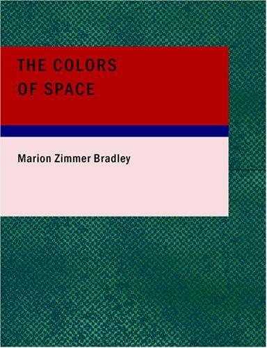 The Colors of Space (Large Print Edition)