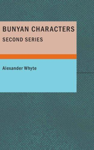 Bunyan Characters- Second Series