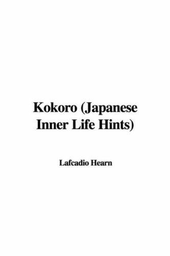Download Kokoro (Japanese Inner Life Hints)