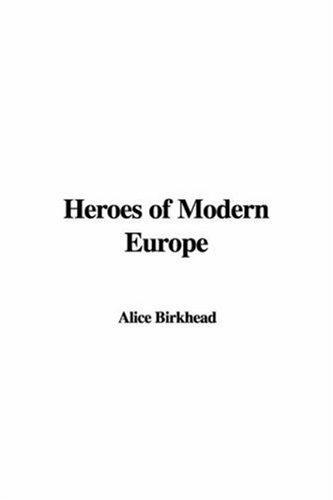 Download Heroes of Modern Europe
