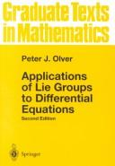 Download Applications of Lie groups to differential equations