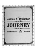 Journey [Hardcover] by Michener, James A.