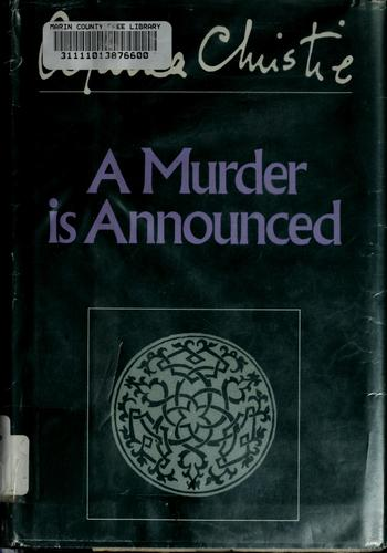 Download A murder is announced