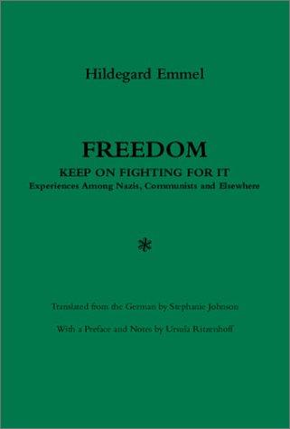 Freedom – Keep On Fighting For It