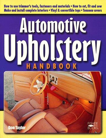 Download Automotive Upholstery Handbook