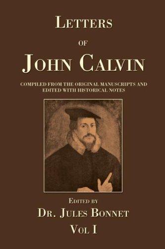 Download Letters of John Calvin