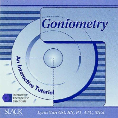 Download Goniometry