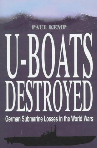 Download U-boats destroyed