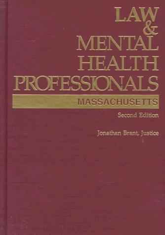 Download Law & Mental Health Professionals