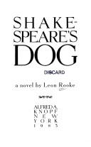Download Shakespeare's dog
