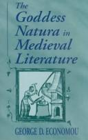 Download The goddess Natura in medieval literature