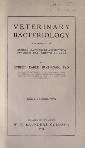 Download Veterinary bacteriology