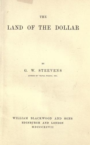 Download The land of the dollar