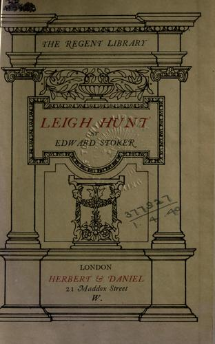 Download Leigh Hunt