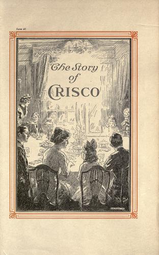 Download The story of Crisco.