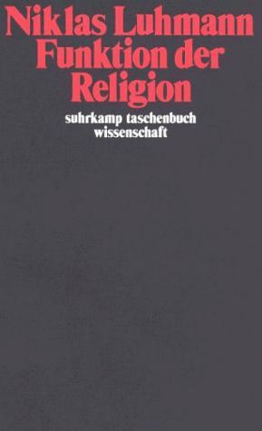 Funktion der Religion.